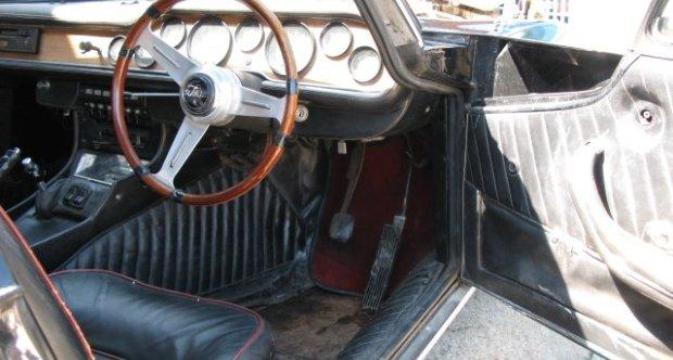 Iso Grifo GL300 1967