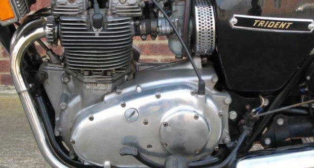 Triumph Trident T150 V 1972