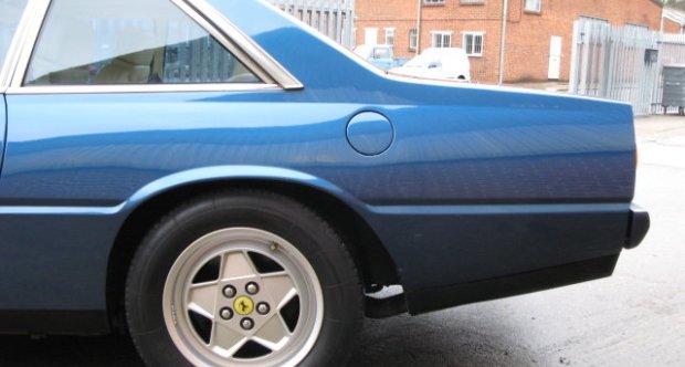 Ferrari 400 / 412 412 Auto 1986