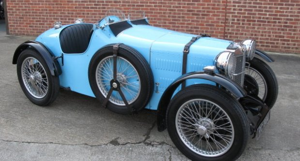 MG PA / Q-Type Replica 1934