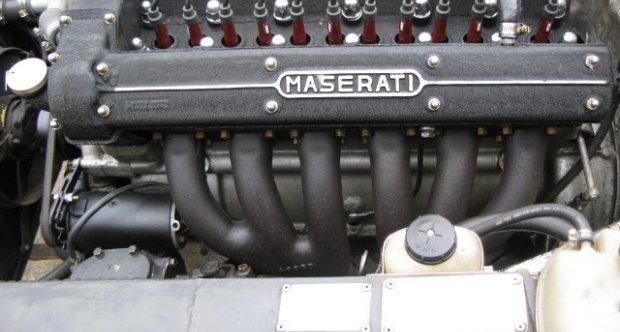 Maserati 3500  GT 1961
