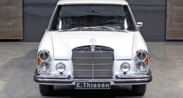 Mercedes-Benz S-Class 280 SE 1970