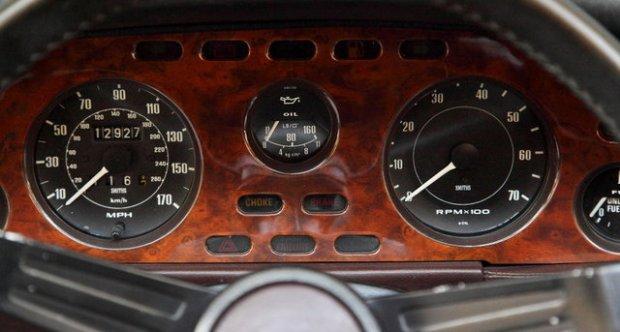 Aston Martin V8 Volante 1985