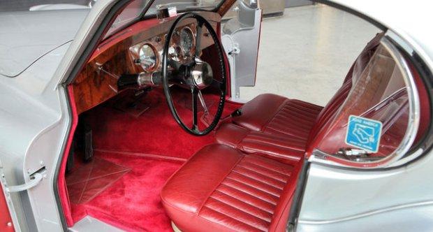 Jaguar XK120 SE FHC Coupe 1952