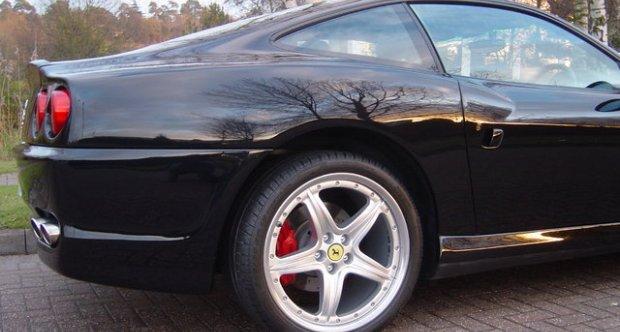 Ferrari 575 M Maranello F1 2003