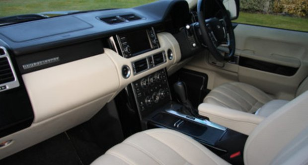 Land Rover Range Rover III  Autobiography 2009