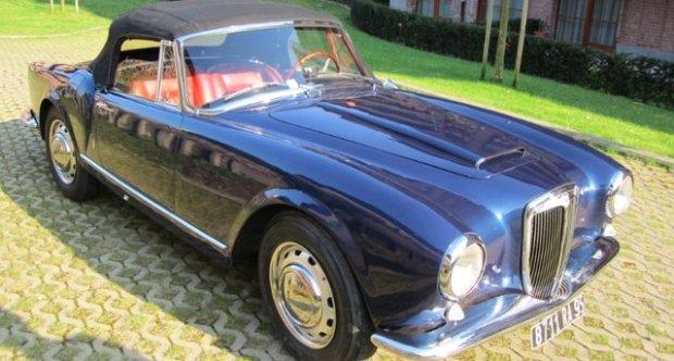 Lancia Aurelia B24 Convertible 1958