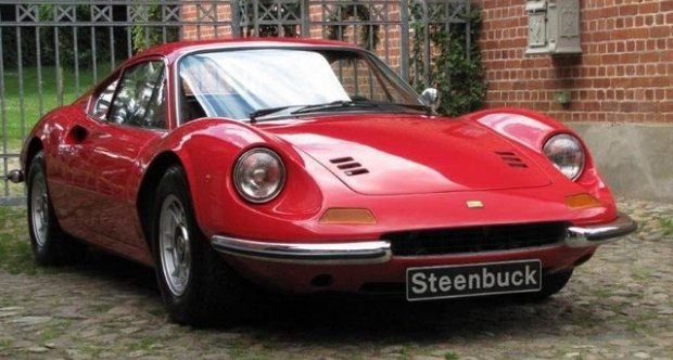 Ferrari 'Dino' 246 GT Coupé 1974