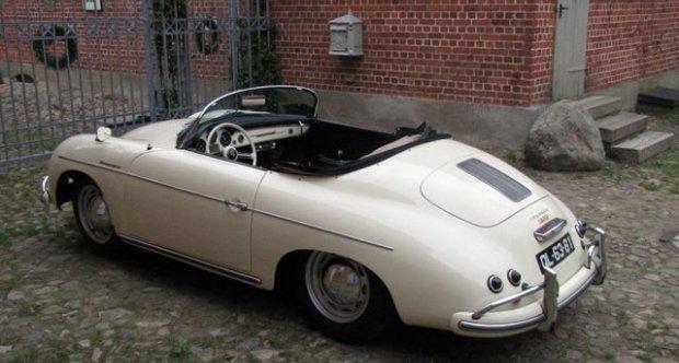 Porsche 356 A 1600 Super Speedster 1956