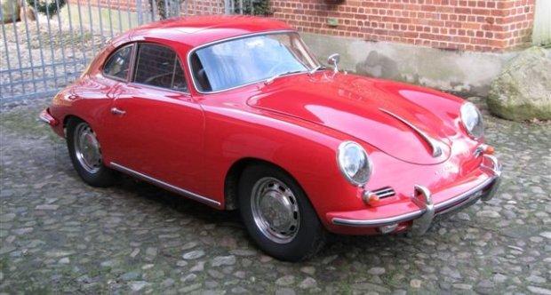 Porsche 356 B Super 90 Coupé 1961