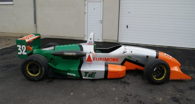 Dallara Competition Cars F 3 - 96 1996