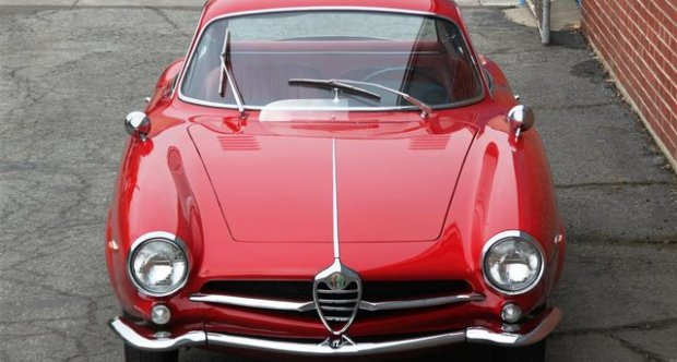 Alfa Romeo Giulia Sprint Speciale 1964
