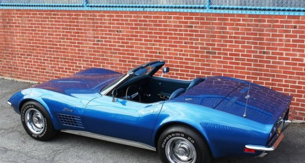 Chevrolet Corvette Roadster 1971