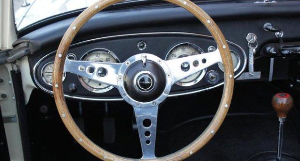 Austin-Healey 3000 BT7 Mk. I 1961
