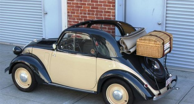 Fiat Topolino 500A 1947