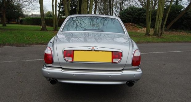 Bentley Arnage Red Label 2001