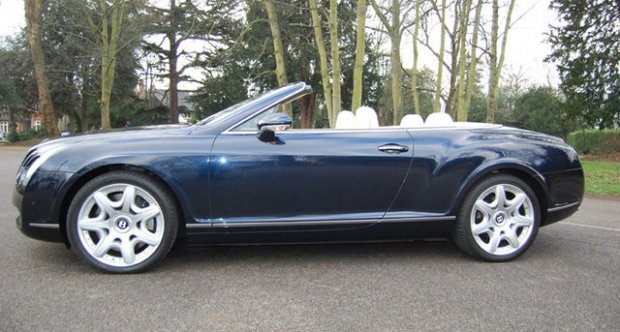 Bentley Continental GTC 2007