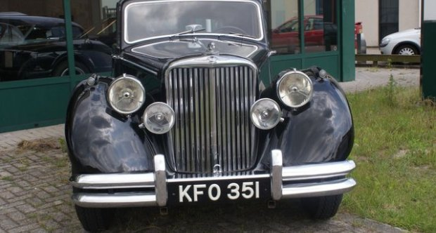Jaguar Mk V Saloon 1950