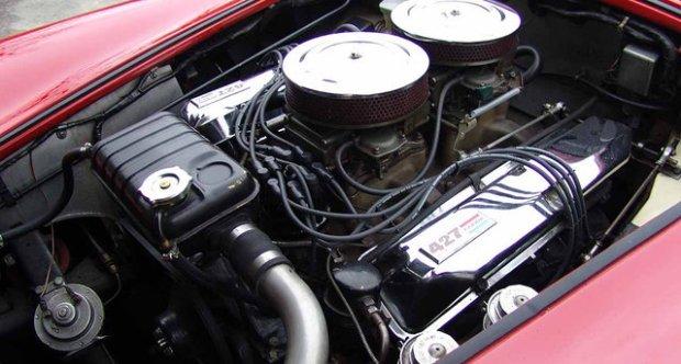 AC Cobra 427 1966