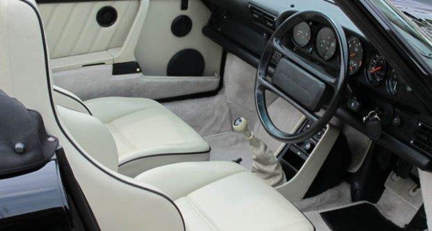 "Porsche 911 ""G"" 1989"