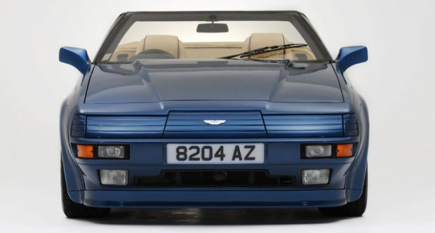 Aston Martin V8 Zagato Volante 1988