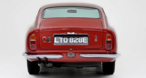 Aston Martin DB6 1967