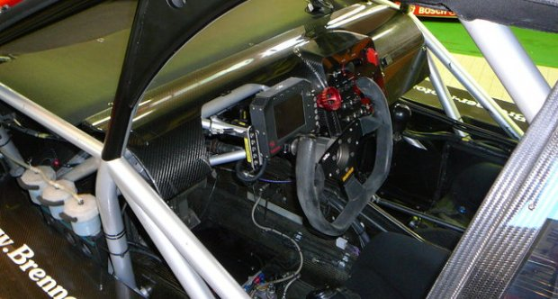 Opel Astra 2003 DTM Race Car 2003