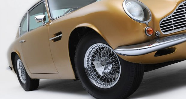 Aston Martin DB6 Mk 2 1970