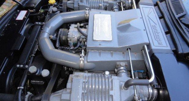 Aston Martin Vantage 550 BHP 1997