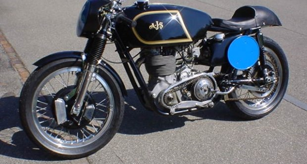 AJS R7 1958