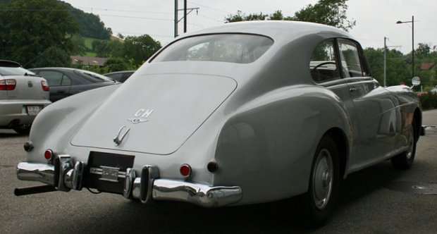 Bentley R Type Continental Serie A Leichtbau 1953