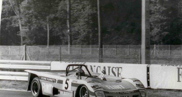 Lola T290 ex- Ecurie Filipinetti-Flint-Antar 1972