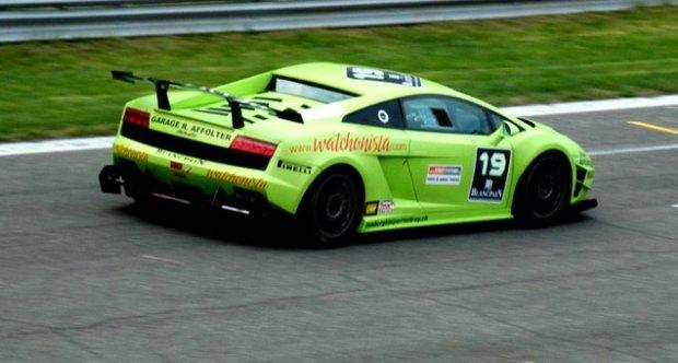 Lamborghini Gallardo LP560-4 SuperTrofeo 2009