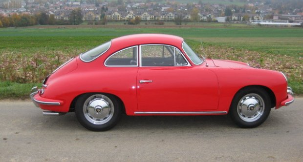 Porsche 356 B 1962