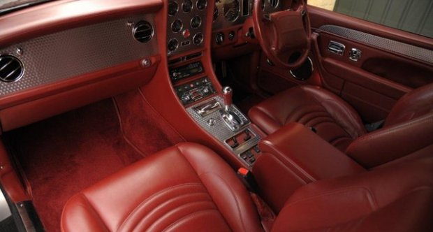 Bentley Continental T Mulliner SWB 2000