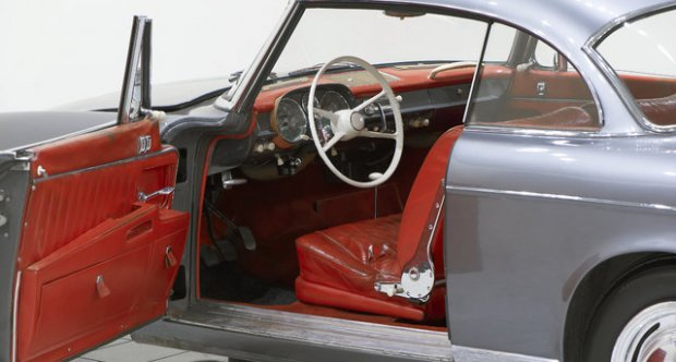 BMW 503 Coupe - One  family ownership from new 1959
