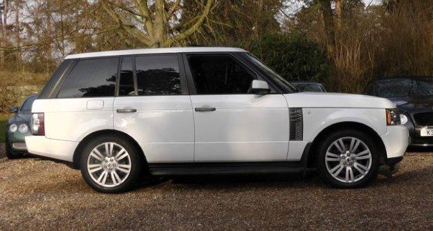 Land Rover Range Rover III TDV8 2010