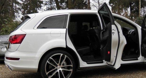 Audi Q7 V12 TDI 2010