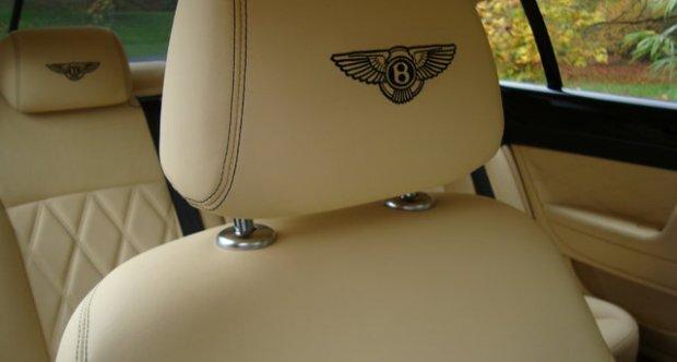 Bentley Continental Flying Spur Mulliner 2008