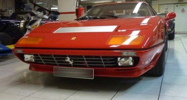 Ferrari 512 BB 1983