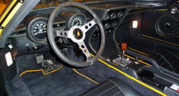 Lamborghini Miura P400 1973