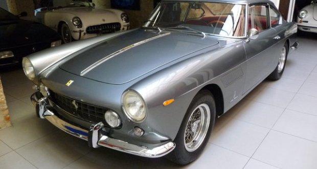 Ferrari 250 GTE 2+2 1962