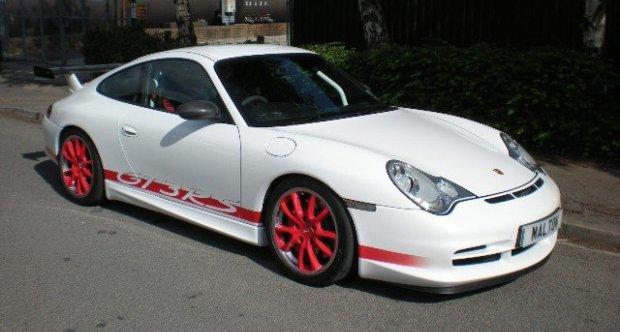 Porsche 911 / 996 Carrera GT3 RS 2004