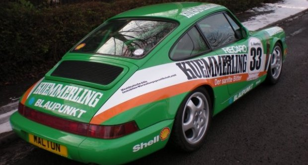 Porsche 911 / 964 Carrera Cup Car Road Registered 1990