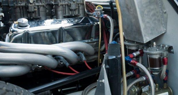 CAV GT40 2001