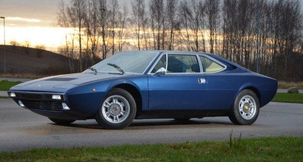 Ferrari 308 GT4 1975