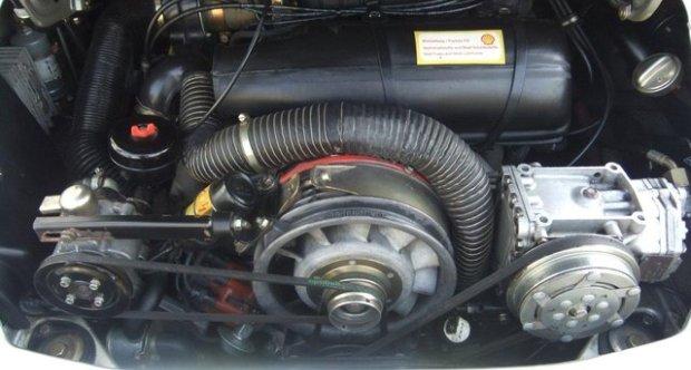 "Porsche 911 ""G"" 911SC Erstlack!! 1979"