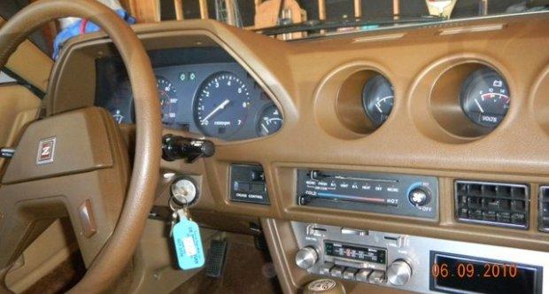 Datsun 280Z 6973 mile 280ZX 1979