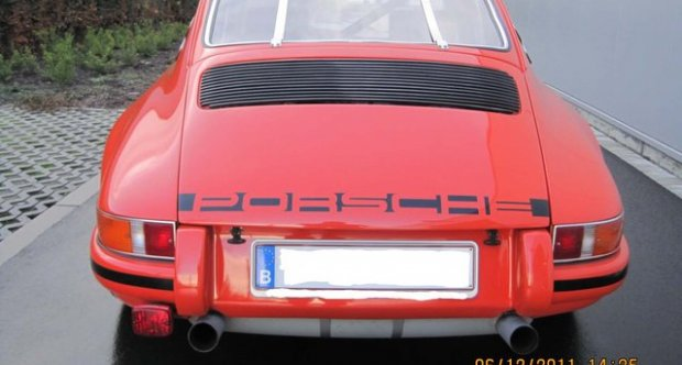 Porsche 911 911 ST 2.3 1971