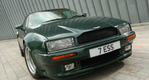 Aston Martin Virage last one built 1995